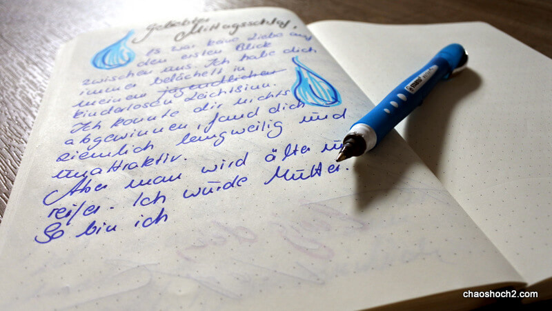Brief an einen, der mich verlassen wird