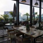 Restaurant Neni im 25hours Bikini Berlin Hotel mit Dachterrasse