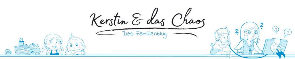 Header des neuen Familienblogs nach Relaunch