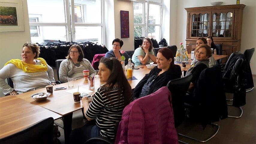 Workshop bei der Wubttika / Elternbloggerkonferenz