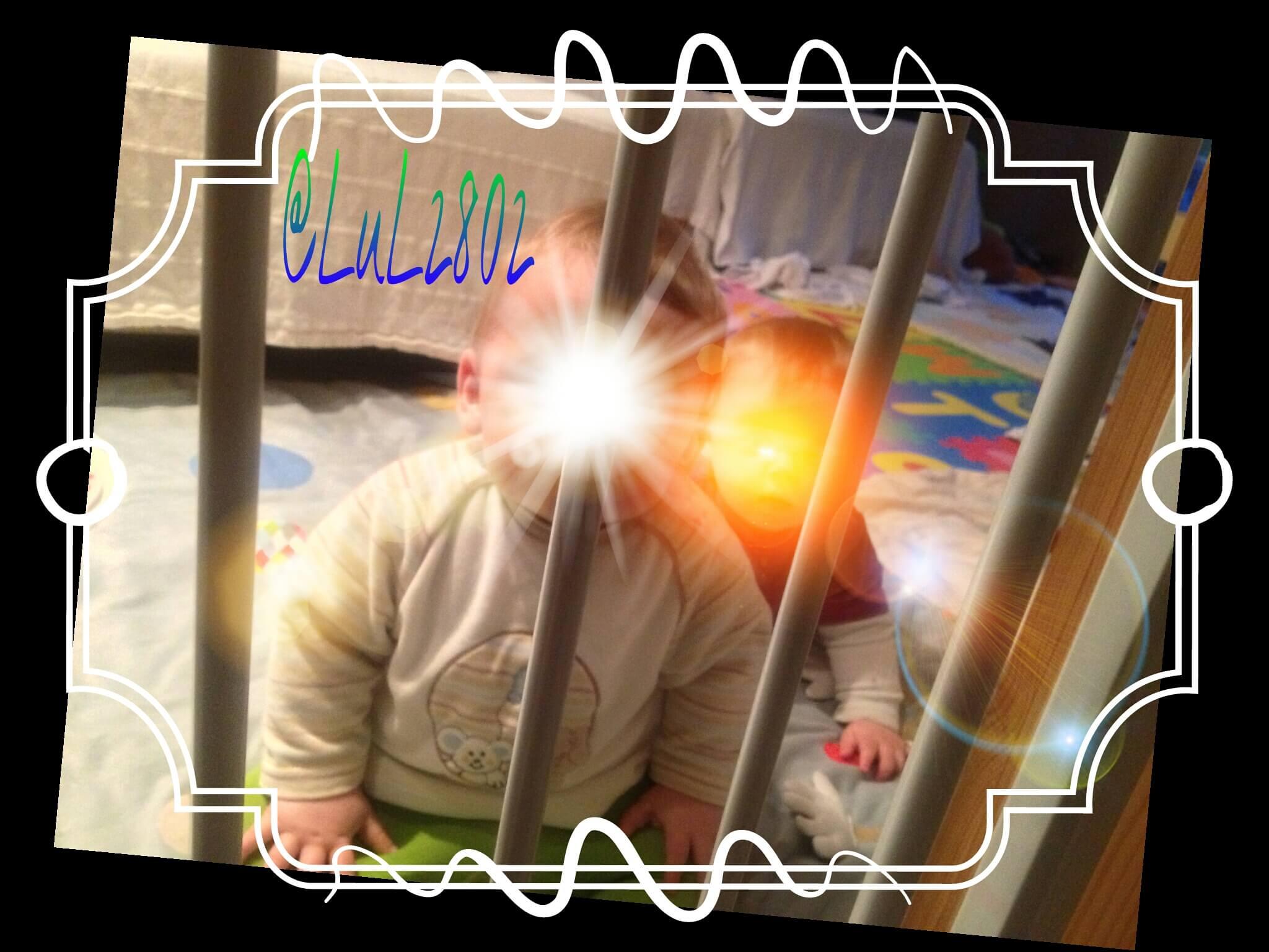 Murmels im Babyknast