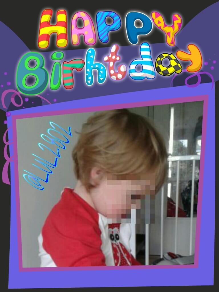 Zweiter Murmelgeburtstag - die Geburtstagsmaus
