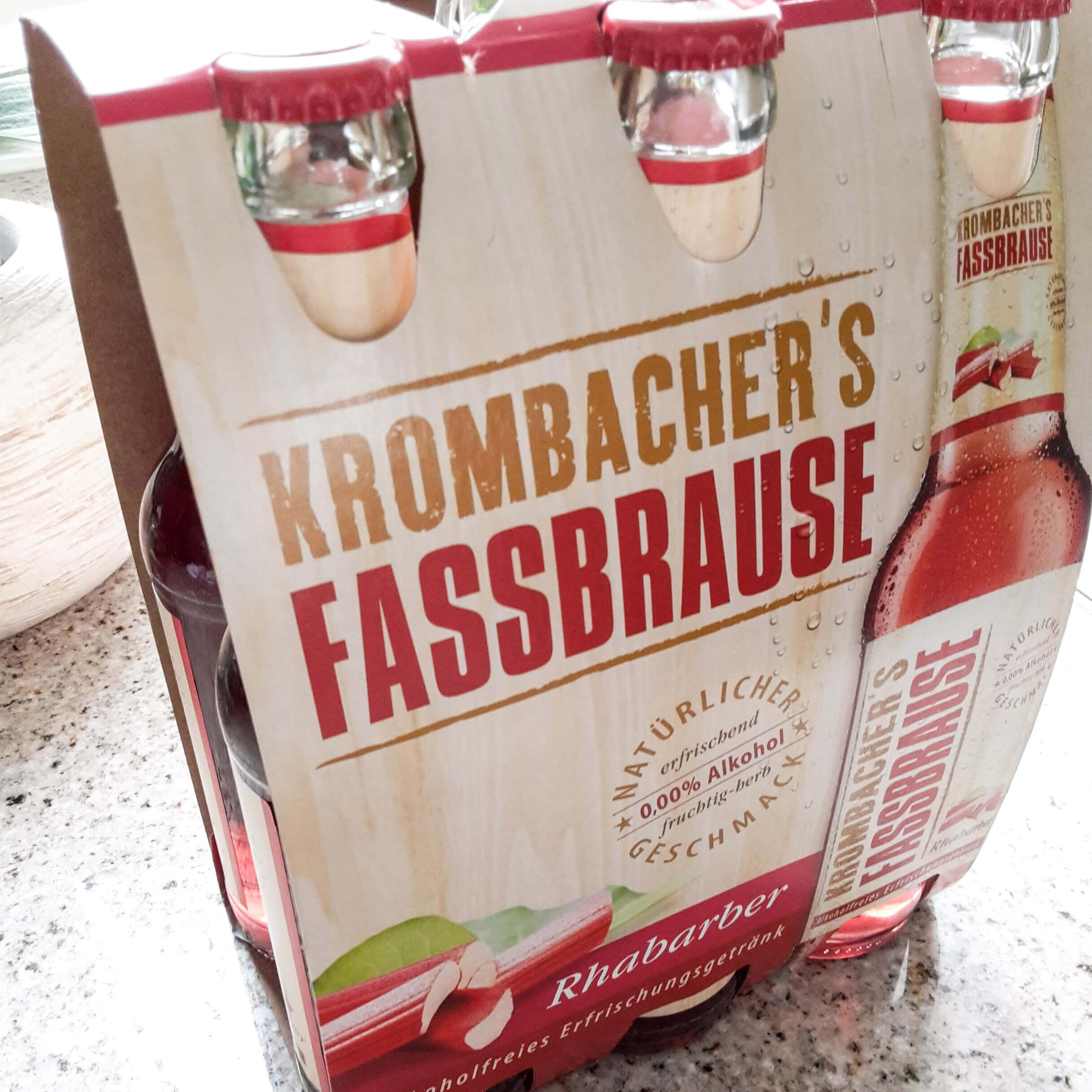 Krombacher Rhabarber