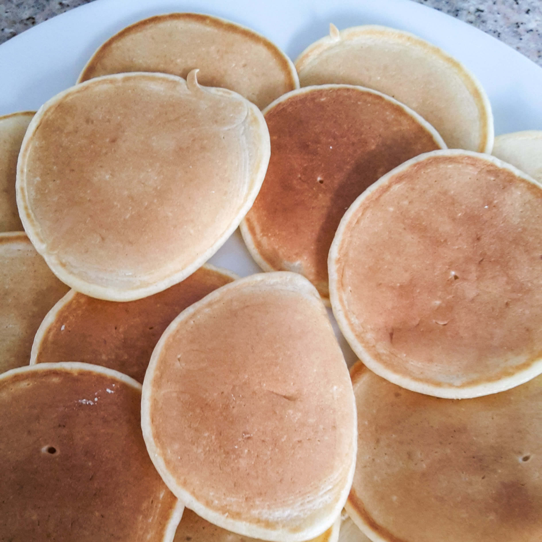 Ladung Pancakes