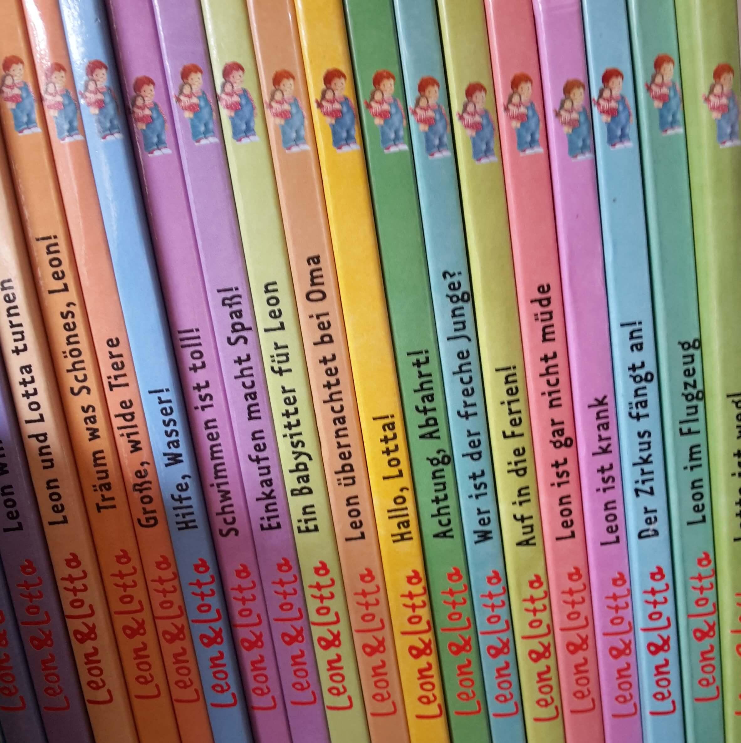 Kinderbuch Leon und Lotta