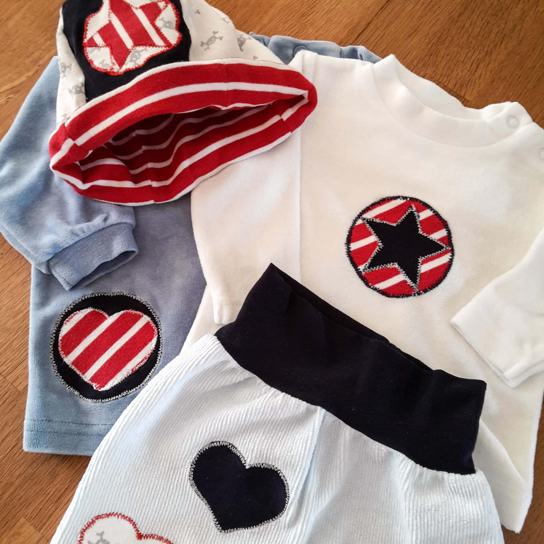 Baby Kleidung Selbstgenaht Kerstin Und Das Chaos