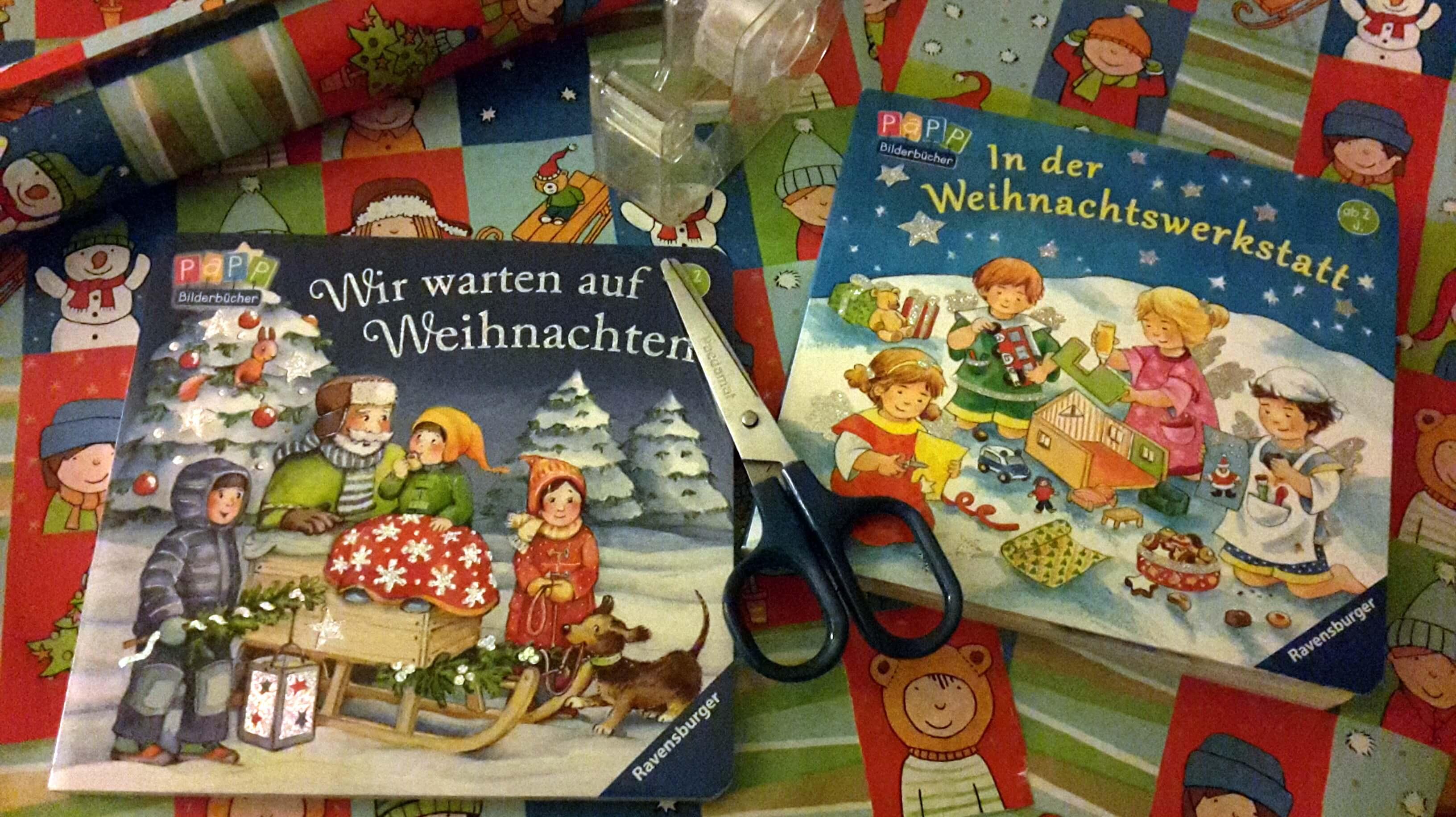 Ravensburger Weihnachtsbücher