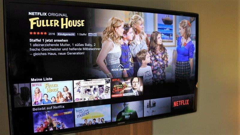 Netflix Fuller House