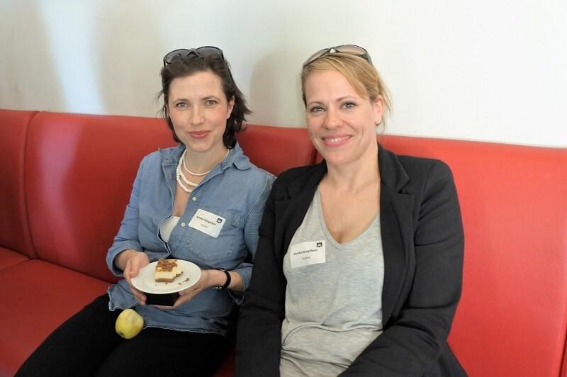 Blogfamilia Sophie und Andrea