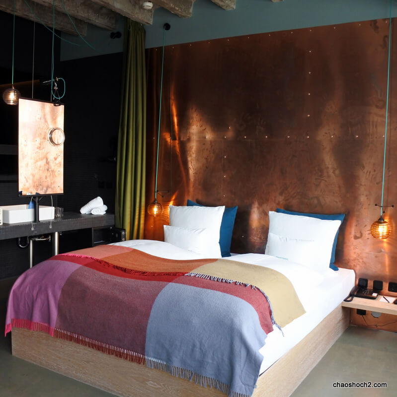 Hotelzimmer im 25hours Bikini Berlin Hotel