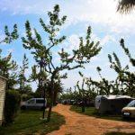 Campingurlaub mit der Familie an der Costa Brava