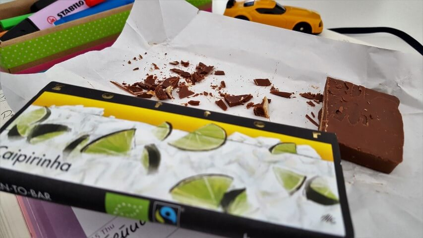 Wochenende_Elternblog_Schokolade