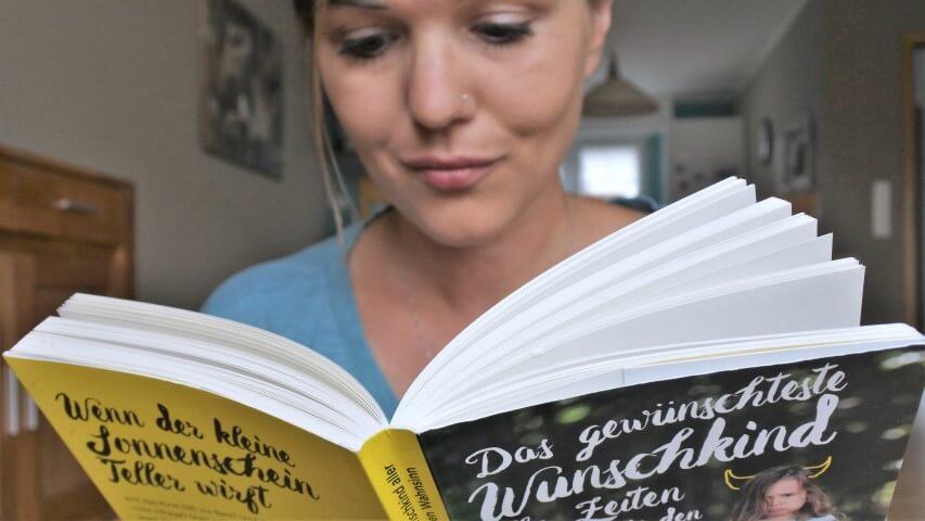 Familienblog Buchempfehlung Trotzphase