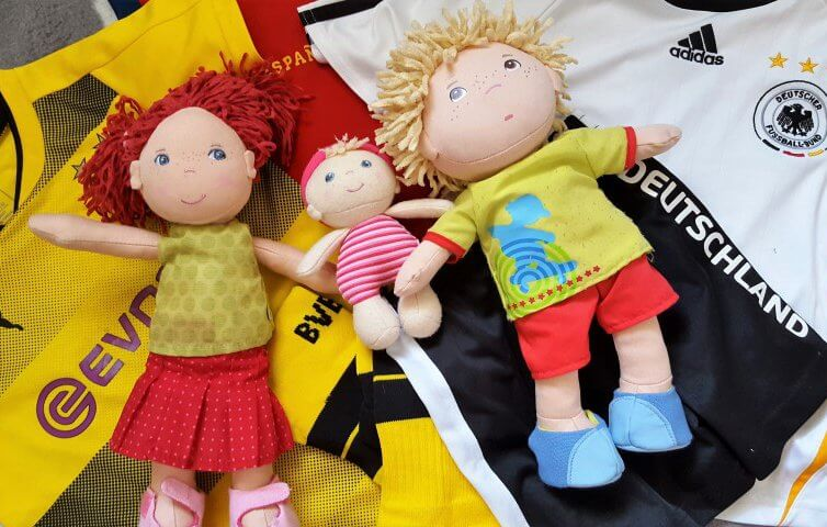Haba Kinderpuppen Familienblog Mamablog