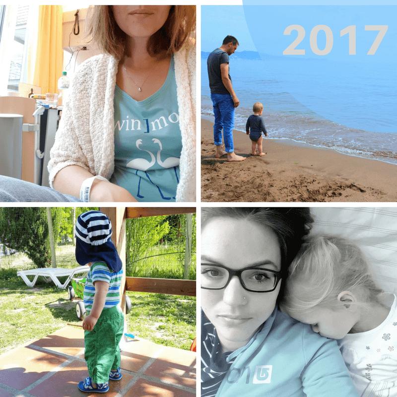 Jahresrückblick 2017 FAMILIENBLOG