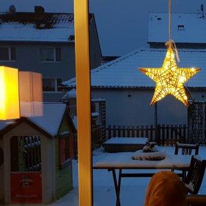 Schnee im Advent