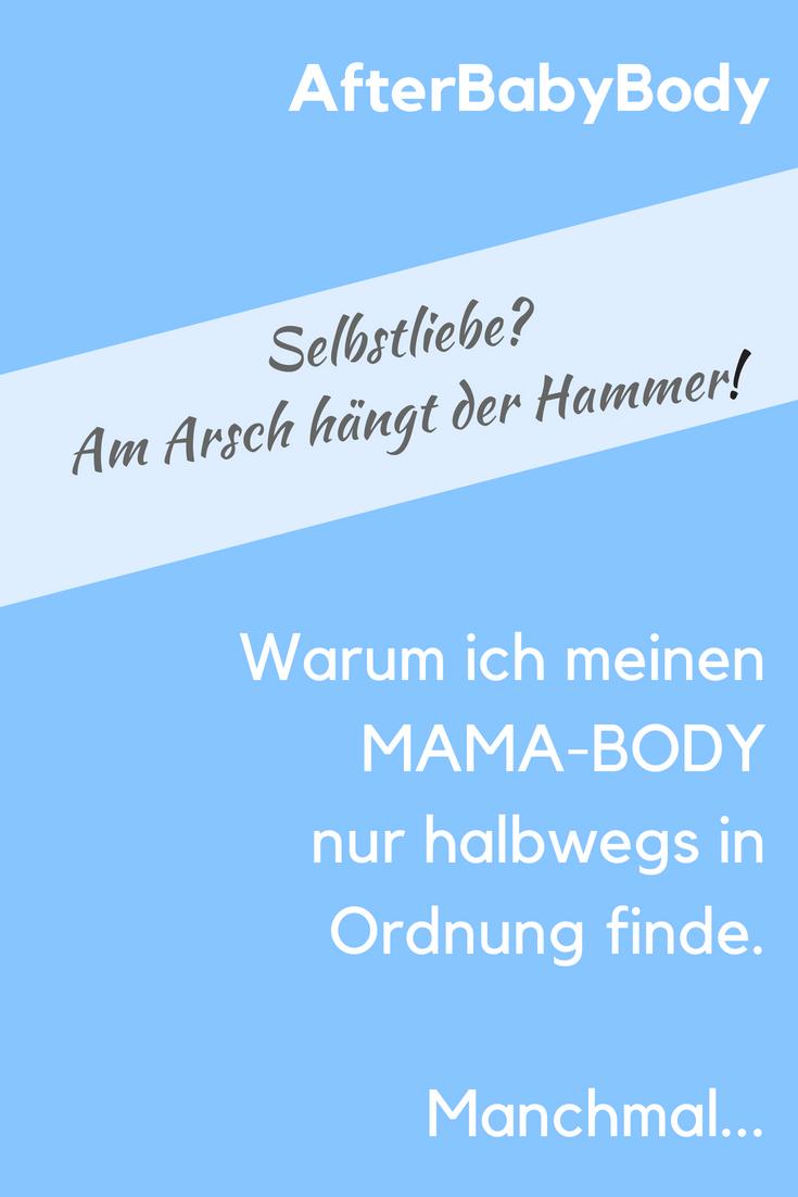 Blogbeitrag Mamablog Afterbabybody