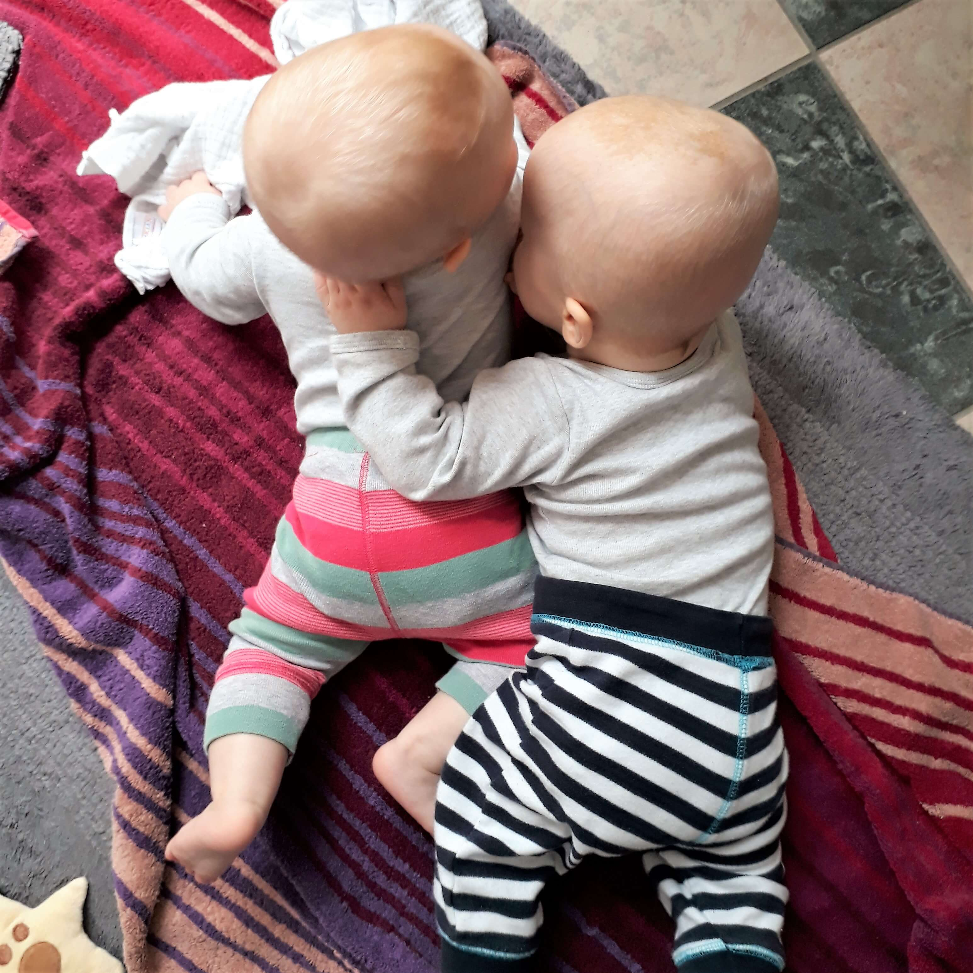 Mut machen Zwillingsschwangerschaft - gegen Sorgen und Angst