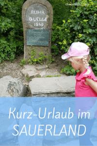 Familienurlaub im Sauerland