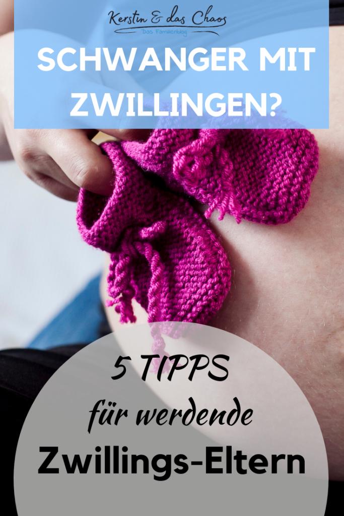 Schwanger mit Zwillingen? Dann habe ich für dich hier die 5 ultimativen TIPPS für zukünftige ZWILLINGSELTERN! #zwillinge #zwillingsschwangerschaft #zwillingsmama #ratgeber
