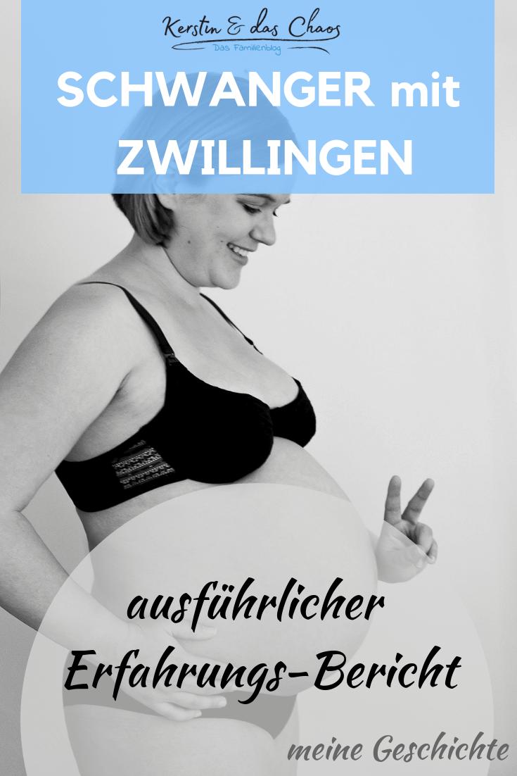 Schwanger mit zweieiigen Zwillingen. Meine ganze Geschichte in einem ausführlichen Schwangerschaftsbericht zum Nachlesen und Mutmachen #zwillinge #zwillingsschwangerschaft #spontanegeburt