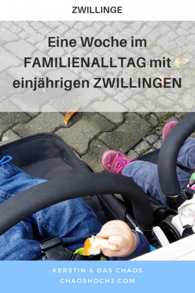 Eine Woche im FAMILIEN-Alltag mit fast einjährigen ZWILLINGEN. #familienleben #zwillinge #zwillingseltern #alltagmitkindern