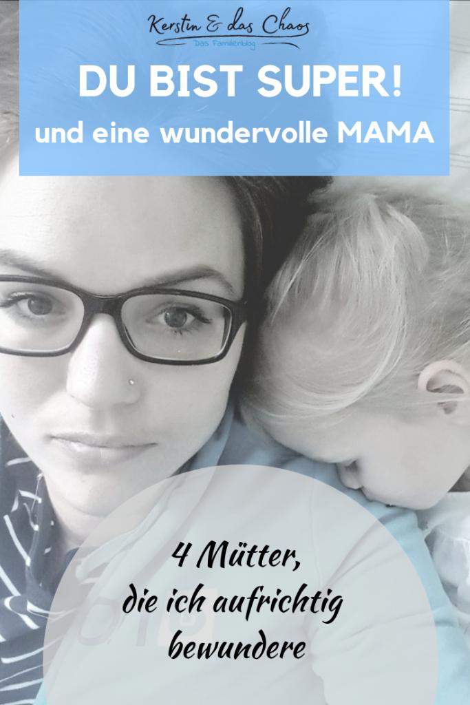 Ich bewundere diese Mütter, denn sie leisten großartiges! #momsrock #mamaleben #mütteramlimit #alleinerziehend